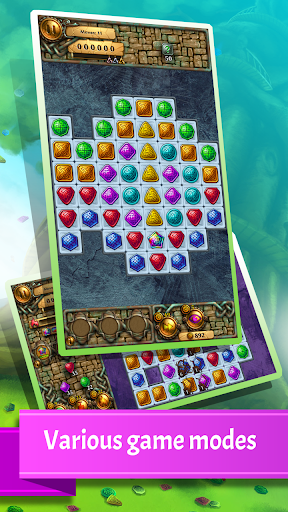 Jewel Tree: Match It HD Full