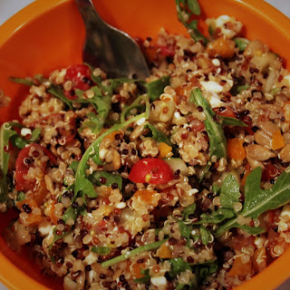 Feta Quinoa Salad