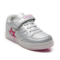 Lelli Kelly Luminosa Light Up Trainer VELCRO LIGHT UP