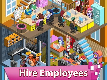 Video Game Tycoon – Idle Clicker Mod Apk (Unlimited Money) 2