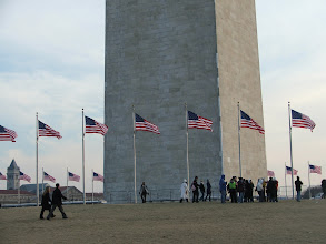 Photo: Keep heading over the Washington Monument hill. There should be a decent view from the other side.