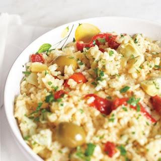 Mediterranean Risotto Recipe