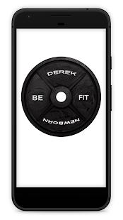 Derek Newborn Fitness - náhled