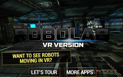机器人实验室虚拟现实:科幻小说