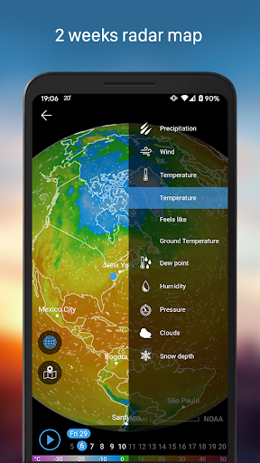 Weather & Widget - Weawow 4.4.2 screenshots 2