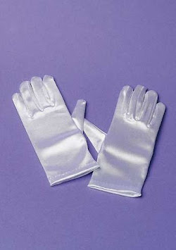 Satin Communion Gloves Premier Designs
