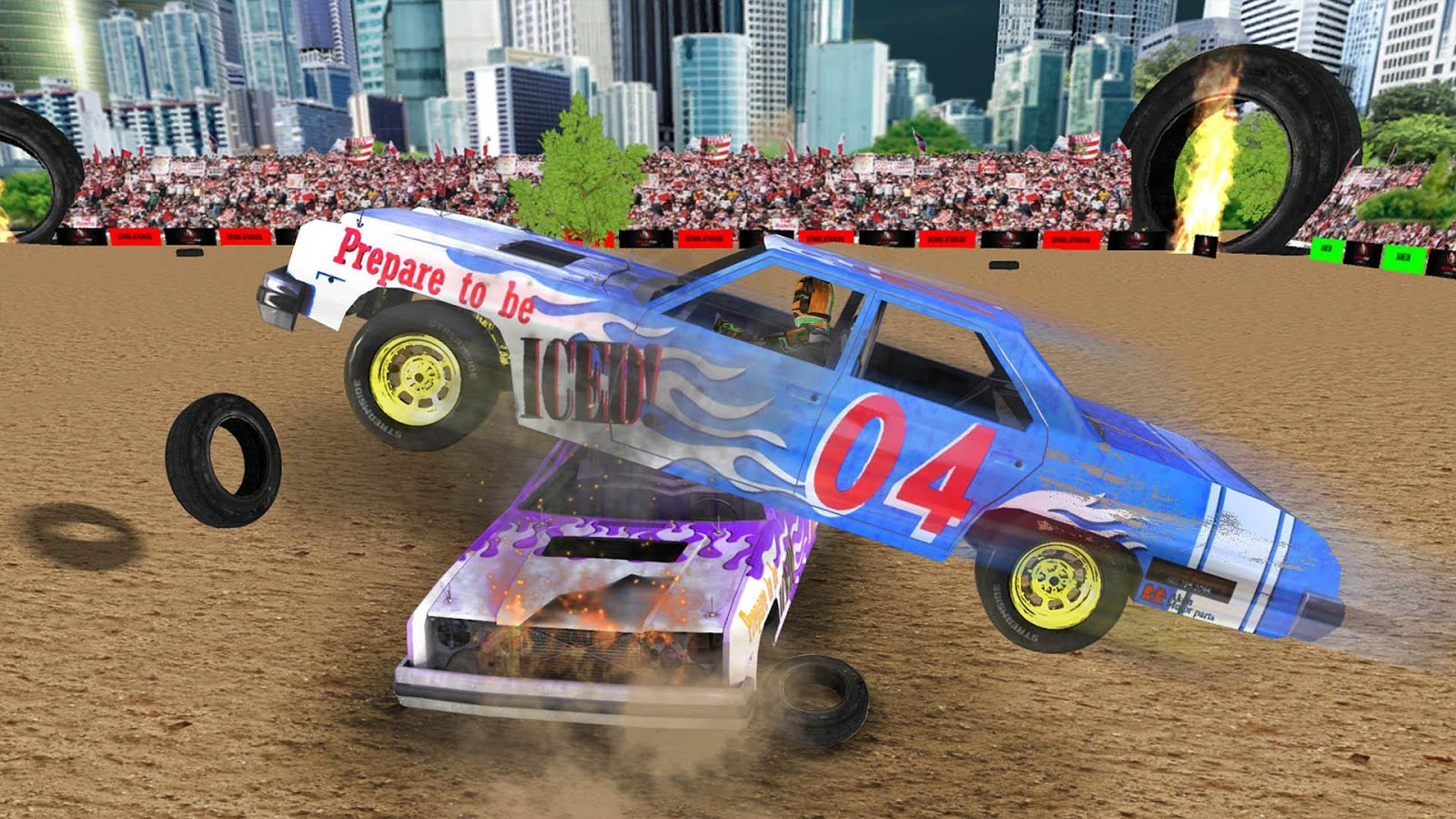 Race Car Derby Games