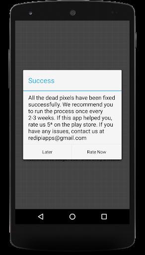Touchscreen Dead pixels Repair screenshot 5