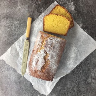 Almond Bizcocho (almond And Orange Loaf Cake).