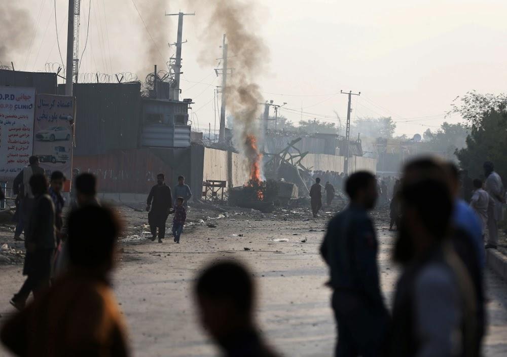 Taliban belowe om voort te gaan veg teen die VSA nadat Donald Trump gesprekke verwerp het