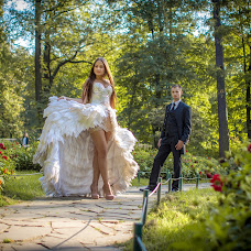 Wedding photographer Anna Osina (annavosina). Photo of 06.08.2016