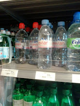 Photo: Did you know that Coke owns Evian in some countries? I only found that researching this shoppertunity... Coca Cola owns a lot of brands!