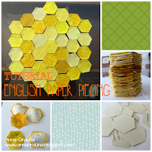 Photo: tutorial English Paper Piecing