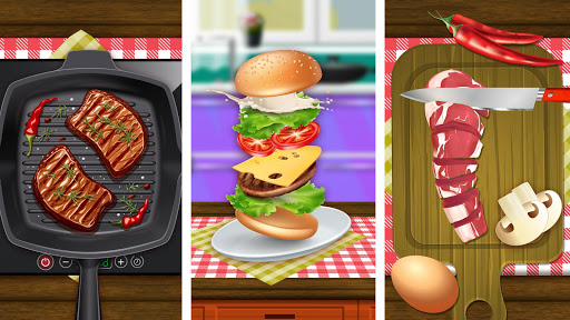 World Cookbook Chef Recipes: Cooking in Restaurant 1.1 screenshots 3