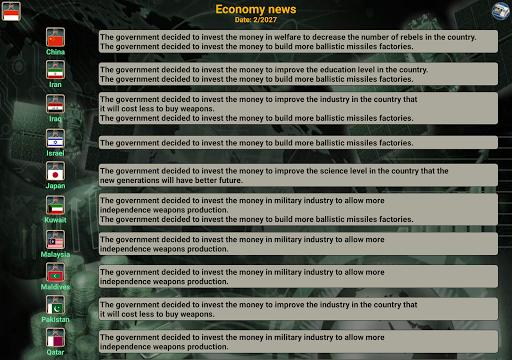 Asia Empire 2027 1.3.4 screenshots 16
