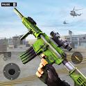 Commando Delta Battle Shooting Game New Games 2020 icon