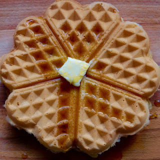 Waffles No Eggs No Milk Recipes