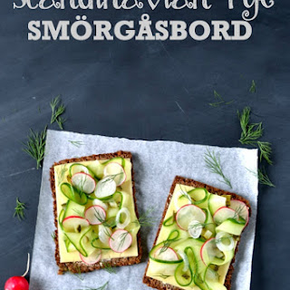 The Scandinavian Rye Smörgåsbord.