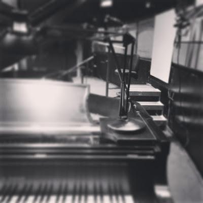 The pianist's tech week plight