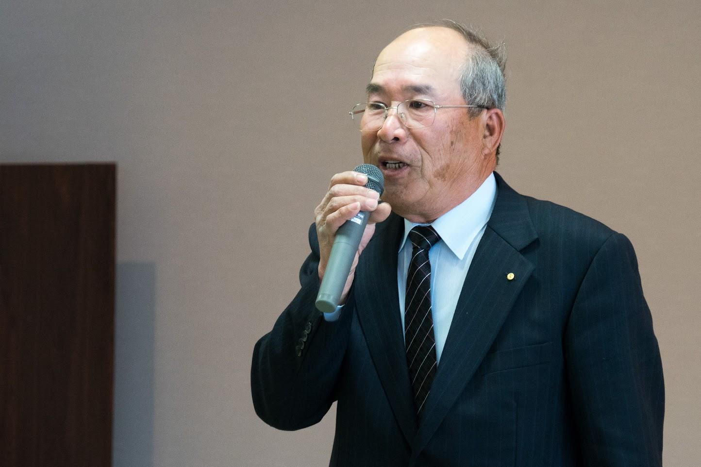 北竜町議会・山本 剛嗣 副議長