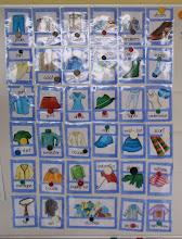 Photo: Flashcards Clothes -> Englisch/Clothes