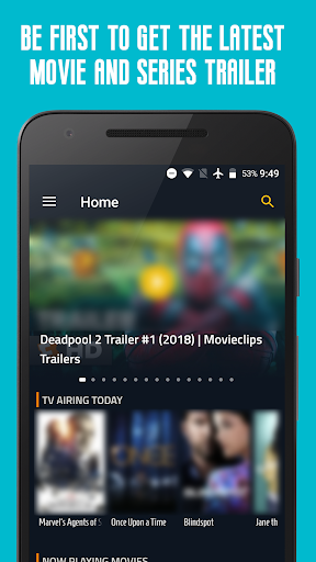Movie Mentor: Watch movies & series online 1.2.5 screenshots 1