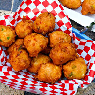 Hushpuppies.