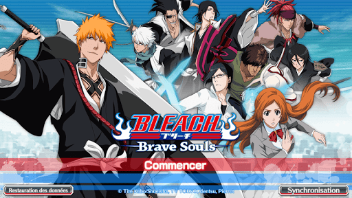 Code Triche BLEACH Brave Souls - Action 3D apk mod screenshots 1