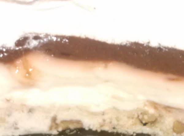 Chocolate Layer Dessert Recipe
