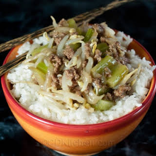 Ground Beef Chop Suey Bean Sprouts Recipes.