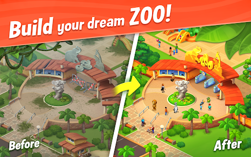 Wildscapes MOD Apk 1.2.5.0 (Free Shopping) 1