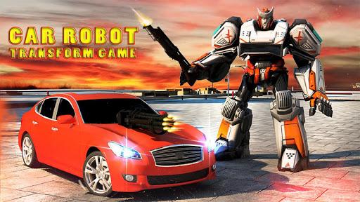 Car Robot Speed Transforming :  Modern Robot 3D 0.6 screenshots 1