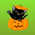 Kids Halloween Shape Puzzles icon