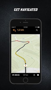 NaviRider - Motorcycle Navigation & GPS Tracker- screenshot thumbnail