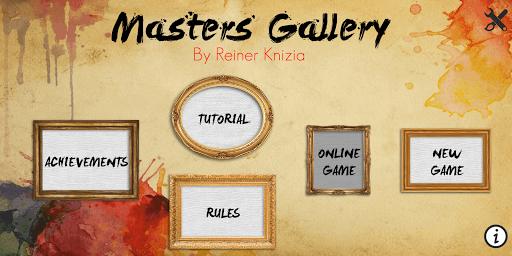 Masters Gallery by Reiner Knizia screenshot