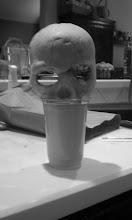 Photo: Plaster Practice(fail)