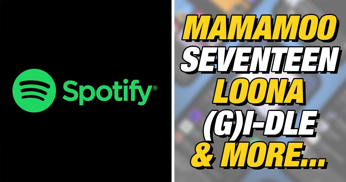 Lagu K-Pop yang Didistribusikan Oleh Kakao M Telah Dihapus Dari Spotify Di Seluruh Dunia