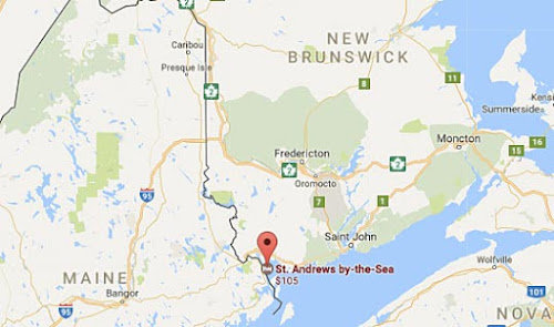 St. Andrews-by-the-Sea, New Brunswick (click for full map)