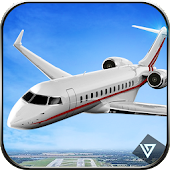 Airplane Pilot Flight Simulator - Flying Adventure