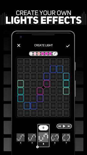 SUPER PADS LIGHTS - Your DJ app 1.5.7 screenshots 4