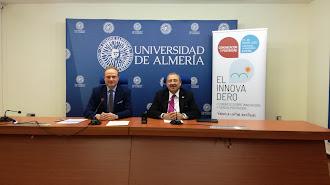 Paco Góngora y Diego Valera presentaron ayer el Congreso