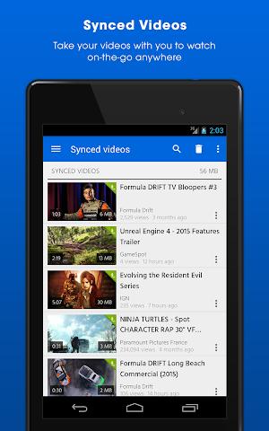 14 Dailymotion App screenshot
