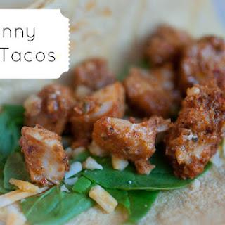 Easy Skinny Fish Tacos.