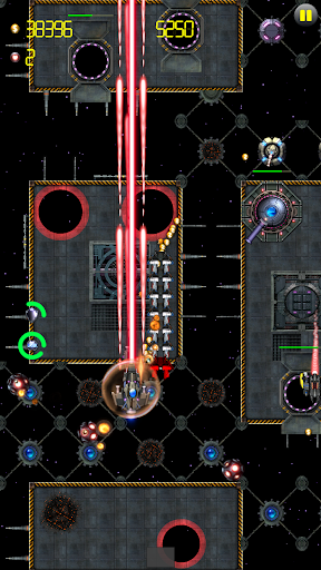 Galaxy Patrol - Space Shooter apkpoly screenshots 2