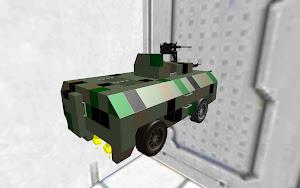 09式水陸両用偵察車(オリジナル)