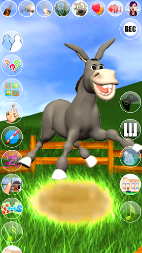 Talking Donald Donkey  screenshot
