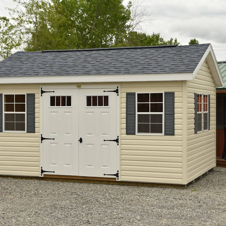 Miller's Outdoor Living - Storage Sheds, Swingsets & Poly