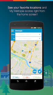 Metropia - Drive a Better City- screenshot thumbnail