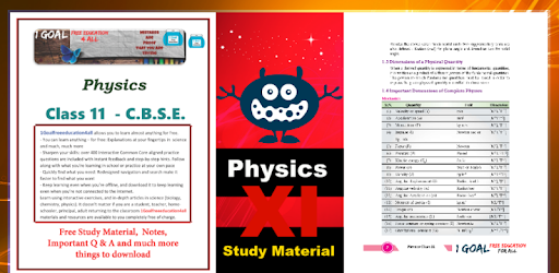 Physics Class-11 - Apps on Google Play