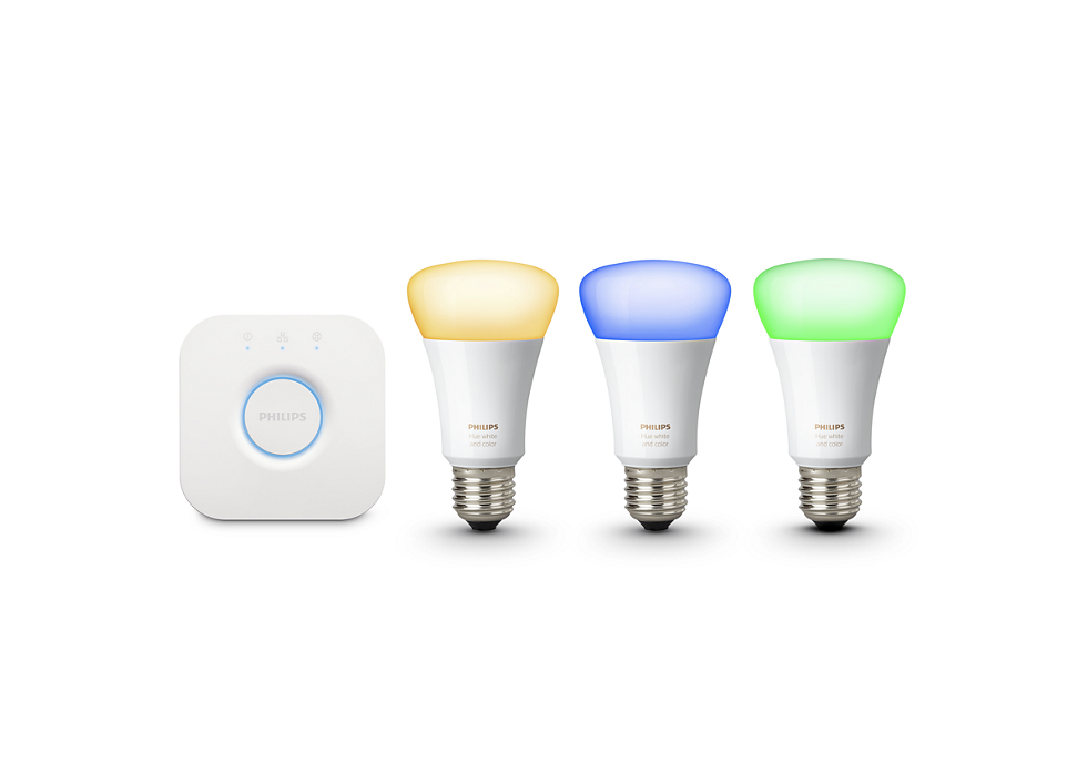 Philips Hue lightbulbs